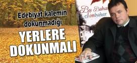 İhlas Haber'den  Şenol Tombaş ile Röportaj