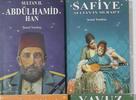 Şenol Tombaş'ın Osmanlı Tarihine Dair Eserleri Turna Yayınlarından Çıktı