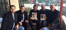 Halk Edebiyatı Dergisi'nden Üstad Selami Şahin'e ziyaret!..